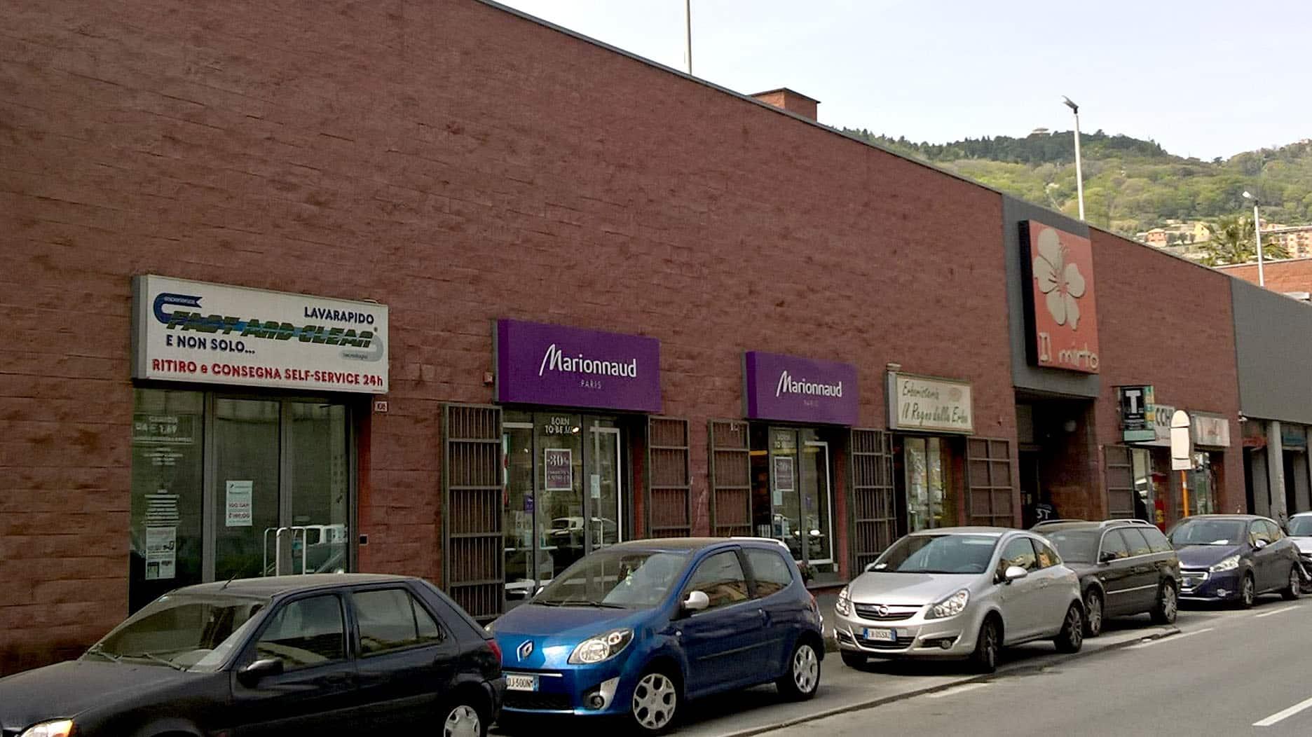 Centro Commerciale I Leudi Carasco